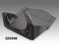 "Camburg Ford 9"" Rear Differential Skid Plate"