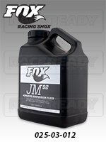 FOX SHOX Suspension Fluid