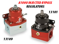 Aeromotive A1000 Injected Bypass Regulators