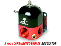 Aeromotive A1000 Carbureted Bypass Regulator