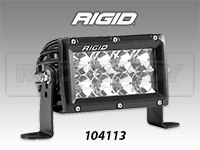 "RIGID E Series Pro 4"" LED Light Bar"