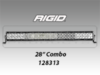 "RIGID E Series Pro 28"" LED Light Bar"