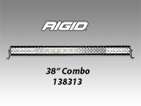 "RIGID E Series Pro 38"" LED Light Bar"