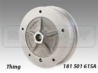 VW Thing Brake Drum