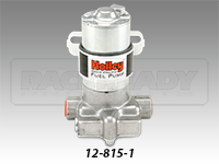 Holley Black Electric Fuel Pump