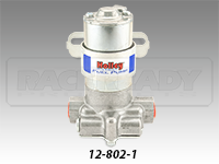 Holley Blue Electric Fuel Pump