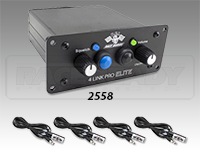 PCI 4 Link Pro Elite Intercom Package 4-Bluetooth+DSP