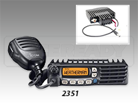 PCI ICOM F5021 Mobile Race Radio