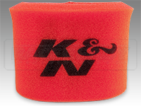 K&N Pre-Cleaner Oval Foam Filter Wraps