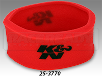 K&N Pre-Cleaner-Round Foam Filter Wraps