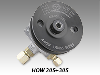 Howe Power Steering Pump-Charlyn Sysyem