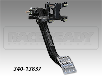 Wilwood Reverse Swing Mount Dual Brake Pedal