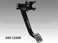 Wilwood Reverse Swing Mount Dual Brake Pedal-Long