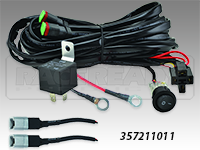 Hella ValueFit Two Light Wire Harness