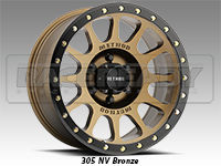 Method 305 NV Bronze Truck Wheel