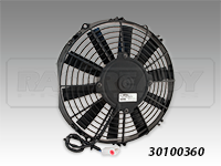 "Spal 10"" Low Profile Fans"