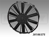 "Spal 12"" Low Profile Fans"