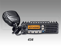 PCI ICOM F5021 Mobile Chase Radio