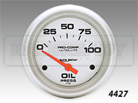 "Autometer Ultra-Lite 2 5/8"" Gauges"