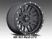 Method Wheels 403 UTV Mesh Wheels