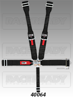 "Crow 5-Point Harness Wrap Around Dogbone 3"" Ratchet"