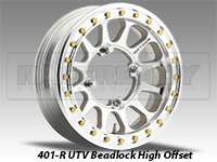 Method-Wheels 401-R UTV Beadlock Low Offset Machined