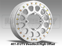 Method-Wheels 401-R UTV Beadlock High Offset Machined