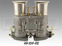 Weber IDF-XE Carburetors