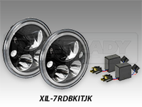 Vision-X Vortex Jeep JK Specific Headlight Kit