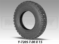 Yokohama Y720S Traction Tire