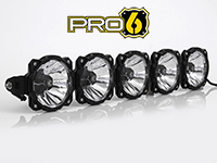 PRO6 LED Light Bar