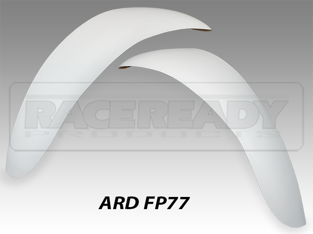 Race Ready Products > Fiberglass Racing Fenders