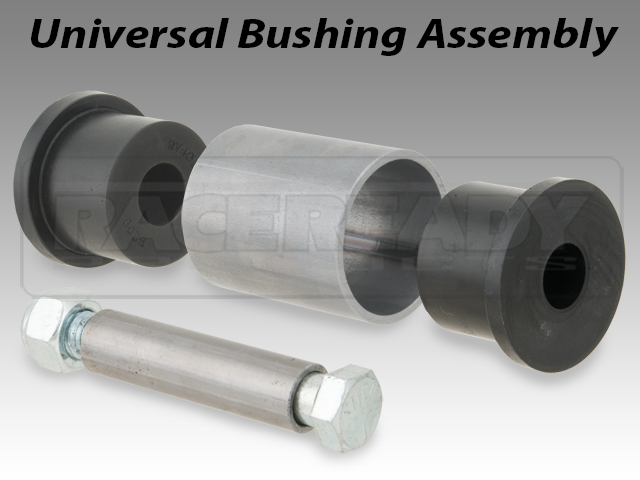 Autofab Universal Bushing Emblies Can Be Used In Fabricatin Of Various Components From Motor Mounts And Roll Cage Mounting Points To Light Bars