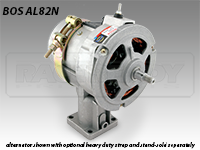 Bosch Heavy Duty VW Alternator