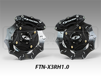 Fortin Can-Am Rear Hub Kit