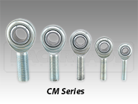 FK-CM Series Mild Steel Rod-Ends