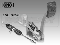 CNC Series 340 Floor Mount Clutch Pedal Package