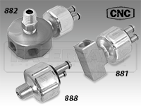 CNC Brake Light Switches
