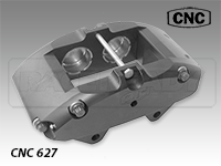 CNC Series 627 Four Piston Caliper Caliper