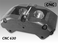 CNC Series 630 Four Piston Caliper Caliper