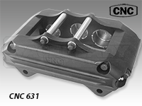 CNC Series 631 Six Piston Caliper Caliper