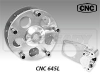 CNC Series 645 Rear Disc Brake Kit