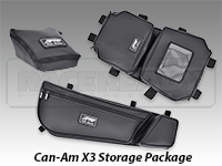 Can-Am X3 Storage Package