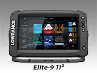 Lowrance Elite-9 Ti² Touch Screen