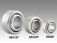 FKS-T Heavy Duty Spherical Bearings-Alloy Steel