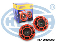 Hella Twin Supertone Horn Kit