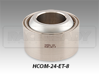 "Aurora Stainless Steel 1 1/2"" Spherical Bearing"