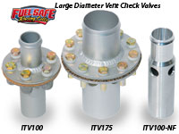 Fuel Vent Check Valves