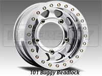 Method 101 Buggy Beadlock Wheels