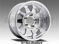 Method 101 Non Beadlock Wheel